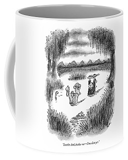 Leeches Don't Bother Me - I'm A Lawyer Coffee Mug