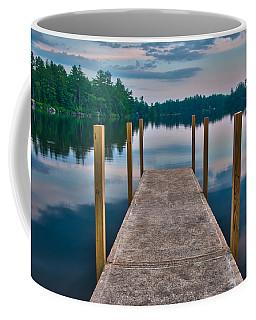 Lees Mills Dock Coffee Mug