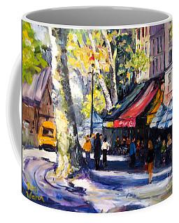 Left Bank Coffee Mug