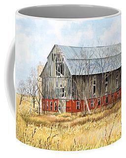 Left Behind Coffee Mug by Barbara Jewell