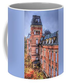 Left Standing  Coffee Mug