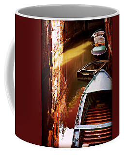 Legata Nel Canale Coffee Mug by Micki Findlay