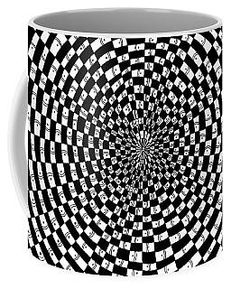 Legend Of An Abstract Artist Coffee Mug