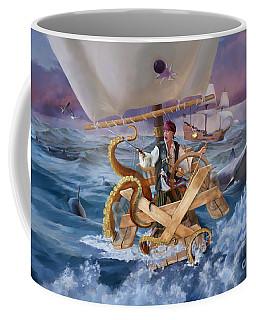 Legendary Pirate Coffee Mug