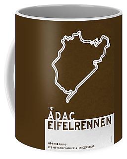 Legendary Races - 1927 Eifelrennen Coffee Mug