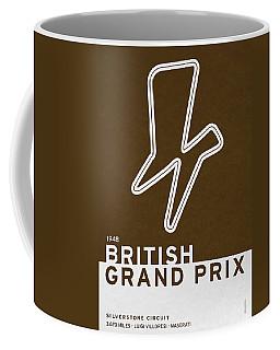 Legendary Races - 1948 British Grand Prix Coffee Mug