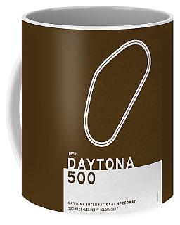 Legendary Races - 1959 Daytona 500 Coffee Mug
