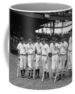 Legends Row Coffee Mug