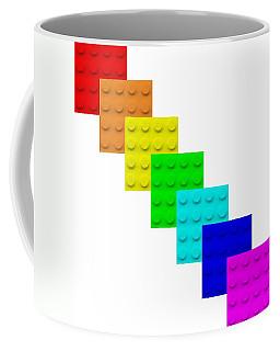 Lego Box White Coffee Mug