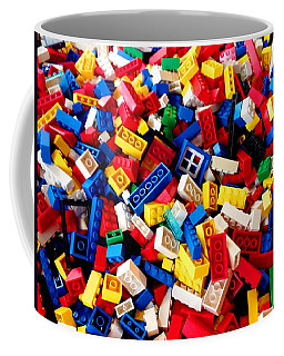 Lego - From 4 To 99 Coffee Mug