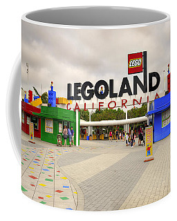 Legoland California Coffee Mug