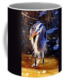 Coffee Mug featuring the photograph Legs by Faith Williams