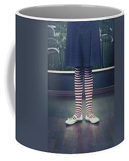 Legs Of A Schoolgirl Coffee Mug
