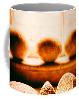 Lemon Among Oranges Coffee Mug