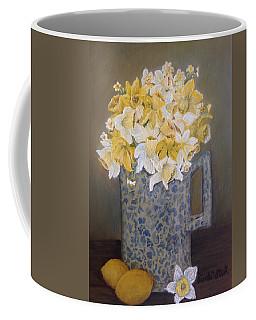 Lemon Jonquils Coffee Mug