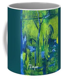 Lemon Willow Coffee Mug