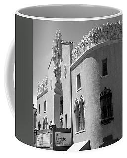 Lensic Bw Coffee Mug