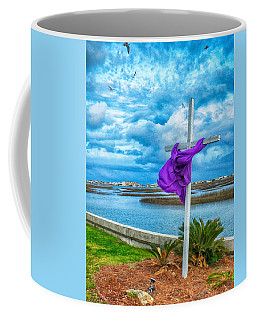 Lentin Cross Coffee Mug