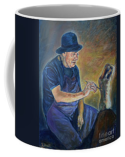 Figurative Painting Coffee Mug