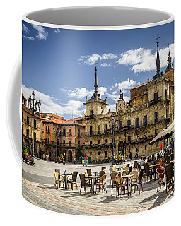 Leon City Hall Coffee Mug