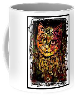 Leon Coffee Mug by Natalie Holland