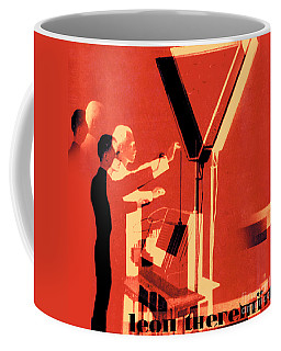 Leon Theremin Coffee Mug
