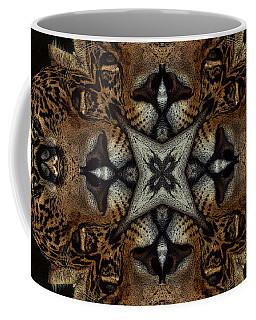 Leopard Kaleidoscope  Coffee Mug