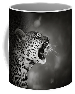 Leopard Portrait Coffee Mug