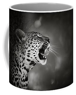 Leopard Portrait Coffee Mug