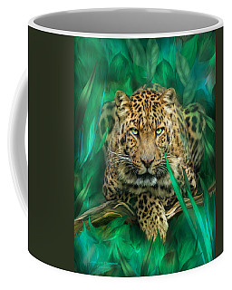 Leopard - Spirit Of Empowerment Coffee Mug