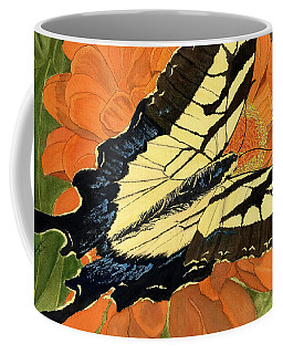 Lepidoptery Coffee Mug by Joel Deutsch