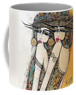 Les Demoiselles Coffee Mug