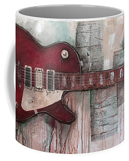 Les Paul Number 5 Coffee Mug