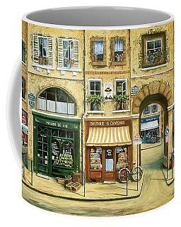 Les Rues De Paris Coffee Mug