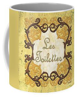 Les Toilettes Coffee Mug