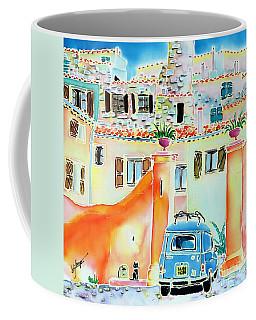 Les Voisins Coffee Mug