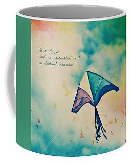 Let Me Fly Free Coffee Mug
