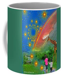 Let Me Take You  Coffee Mug