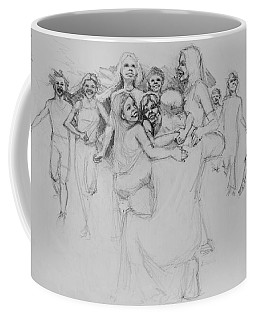 Let The Children Come Coffee Mug