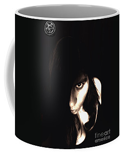 Coffee Mug featuring the photograph Let The Darkness Take Me by Vicki Spindler