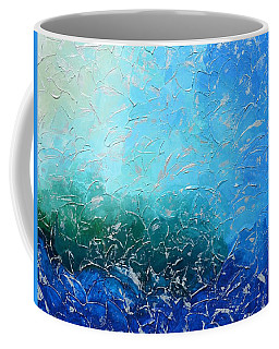 Let The Sea Roar With All Its Fullness Coffee Mug