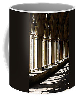 Coffee Mug featuring the photograph Let The Sun Shine Through by Wendy Wilton