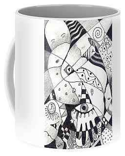 Let Us Dance Coffee Mug by Helena Tiainen