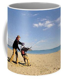 Let's Go Fly A Kite Coffee Mug