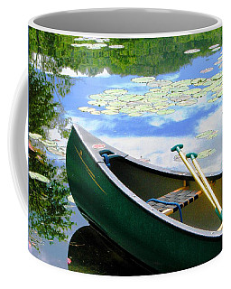Let's Go Out In The Old Town Coffee Mug by Angela Davies