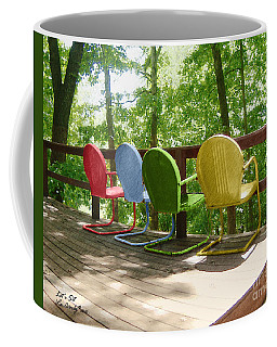Let's Sit Coffee Mug