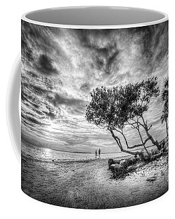 Let's Stay Here Forever Bw Coffee Mug