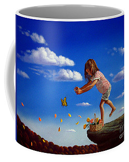 Letting It Go Coffee Mug