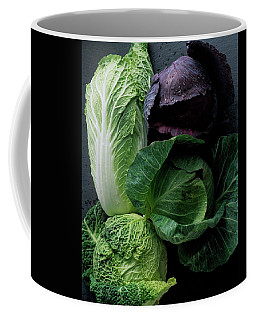 Lettuce Coffee Mug