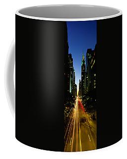 Lexington Avenue, Cityscape, Nyc, New Coffee Mug